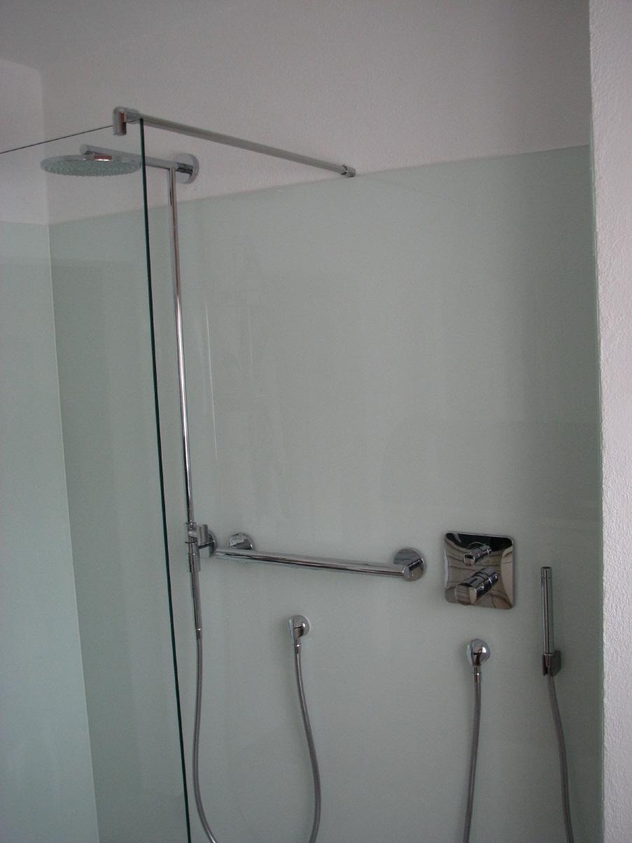 Glasduschen - Dusche mit glas statt fliesen
