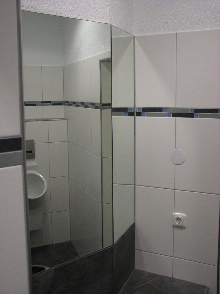 Liebenswert Spiegel Für Dachschräge Galerie Von Gewölbte Wandverspiegelung