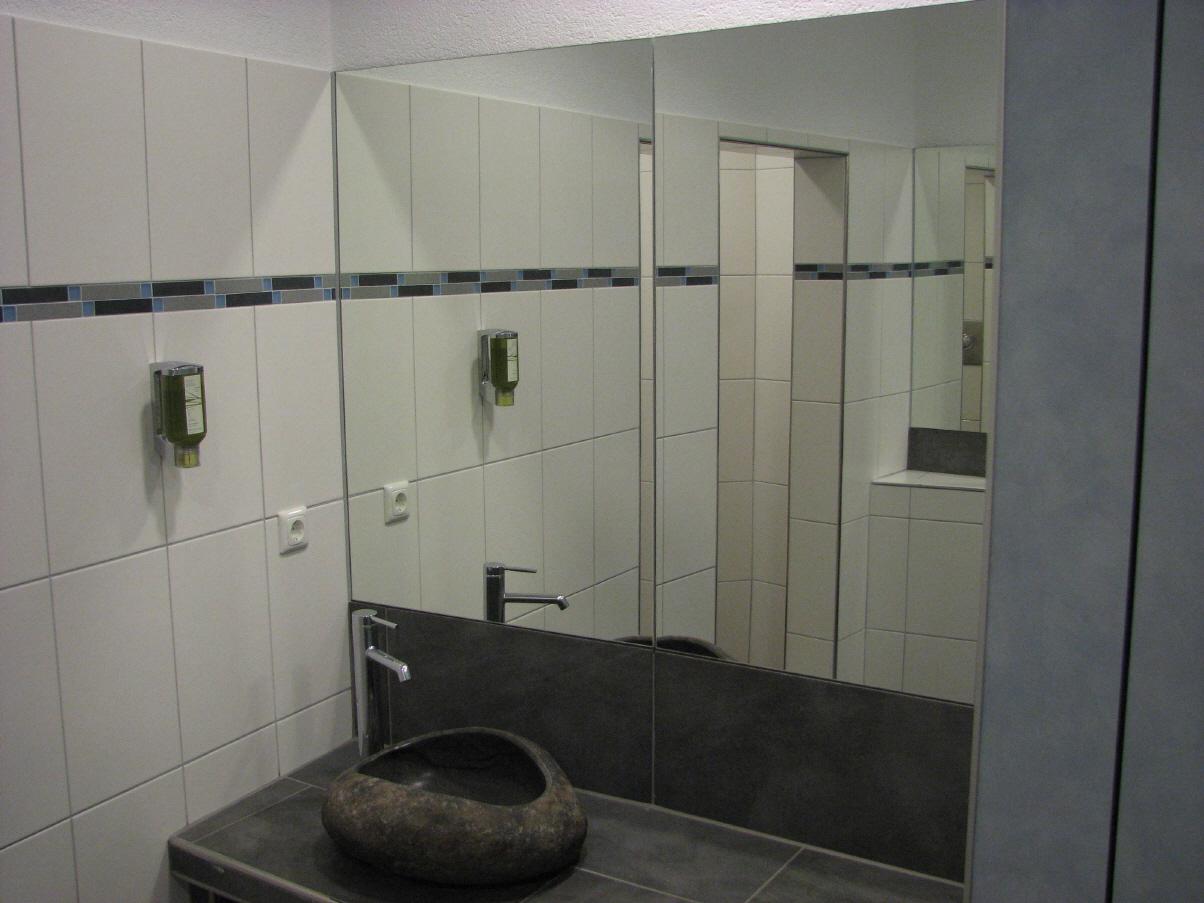 Elegant Spiegel Für Dachschräge Ideen Von Gewölbte Wandverspiegelung